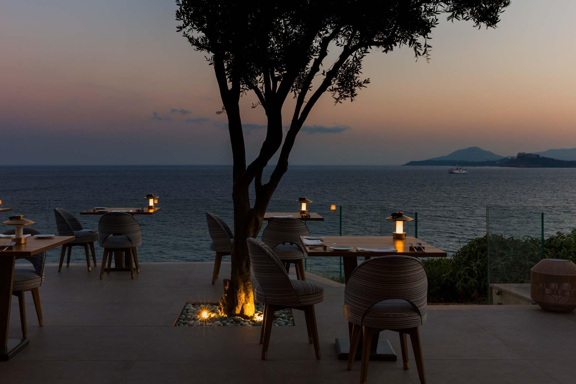 Caracol Ristorante Gourmet Con Anima Mediterranea